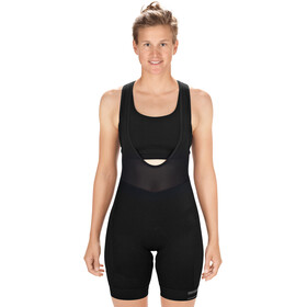 RYKE Short de cyclisme Femme, black